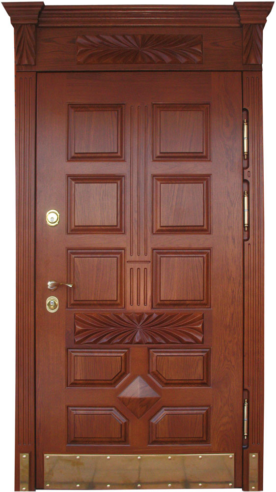 эксклюзивная металлическая дверь