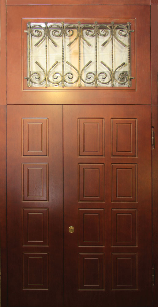 бюджетные металлические двери коломна