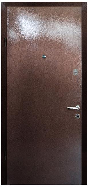 двери металлические с порошковой окраск